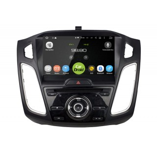 Штатная магнитола CarDroid RD-1705D для Ford Focus 3, 2015