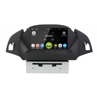 Штатная магнитола CarDroid RD-1706D для Ford kuga (Android 9.0) DSP