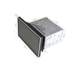 Штатная магнитола Ownice C500 S1005G 2 Din Универсальная 10 (Android 6.0)