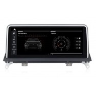 Штатная магнитола Roximo RW-2706QCC для BMW X5 E70/X6 E71 (2007-2010) CCC