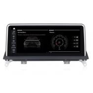 Штатная магнитола Roximo RW-2706QN для BMW X5 E70/X6 E71 (2007-2013) для переделанных под NBT