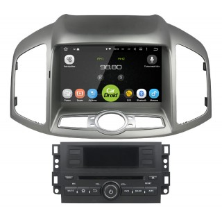 Штатная магнитола CarDroid RD-1303D для Chevrolet Captiva 2012-2016 (Android 9.0) DSP