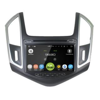 Штатная магнитола CarDroid RD-1305D для Chevrolet Cruze 2013-2016 (Android 9.0) DSP
