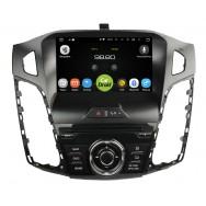 Штатная магнитола CarDroid RD-1701D для Ford Focus 3 (Android 9.0) DSP