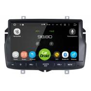 Штатная магнитола CarDroid RD-3003D  для Lada Vesta (Android 9.0) без DVD DSP