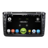 "Штатная магнитола CarDroid RD-3701D для Volkswagen  / Skoda 8"" (Android 9.0) DSP"