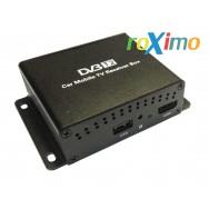 DVB-t2 Тюнер (2 чипа/2 антенны)