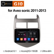 Штатная магнитола Ownice G10 S9226E для Chevrolet Aveo 3 (Android 8.1)
